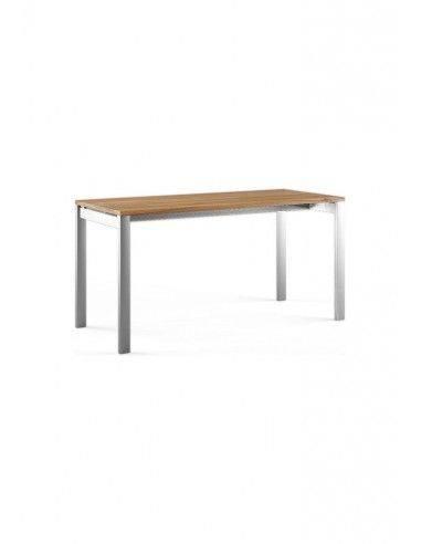 TES28417131  Стол  руководителя  на  металлоопорах