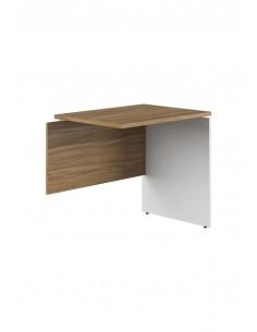 TES28413231  Приставной  стол  на  ДСП  опорах.  Правый