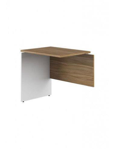 TES28413331  Приставной  стол  на  ДСП  опорах.  Левый