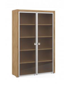 SOL29750403  Шкаф  для  бумаг  со  стеклом