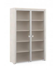 SOL29750402  Шкаф  для  бумаг  со  стеклом