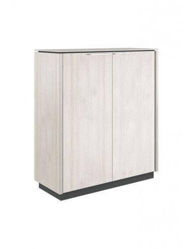 CAP31142202  Шкаф  двухдверный  средний